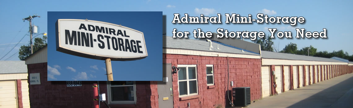 About Admiral Mini Storage