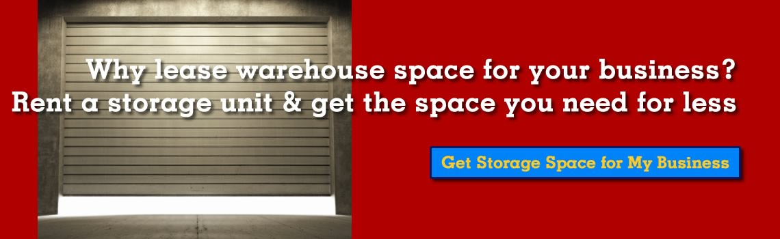 Why Rent Warehouse Space? Get the Storage Your Business Needs for Less